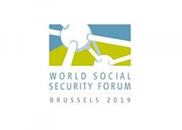 logo world social security forum